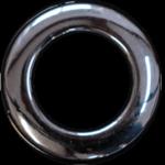 przelotka srebrna połysk